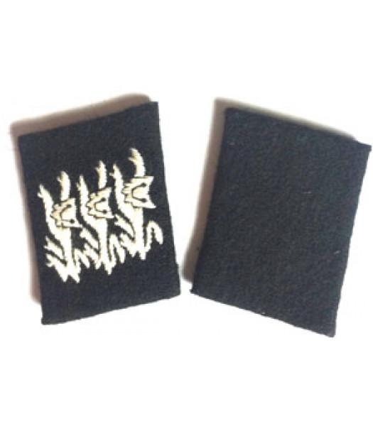 British Free Korps Collar Tabs - 1 Pair
