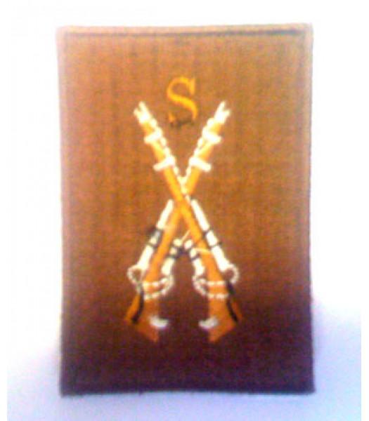 Sniper trade badge