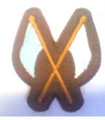 Signaller trade badge
