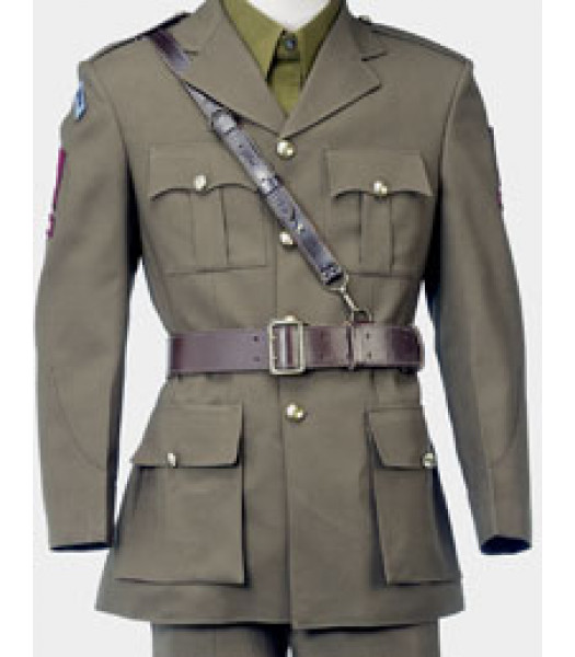 WW2 British Army Officer Tunic