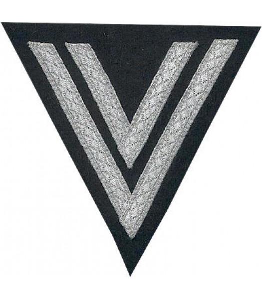 Waffen SS RottenFuhrer Chevrons