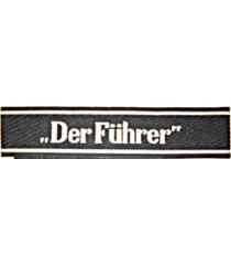 Der Fuhrer Cuff Title