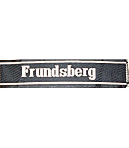 Frundsberg Cuff Title