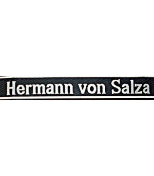 Hermann Von Salza Cuff Title