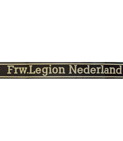 Frw Legion Nederland Cuff Title