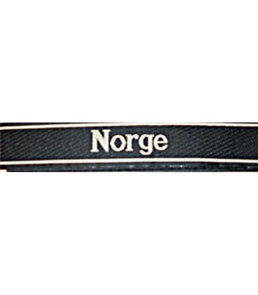Norge Cuff title