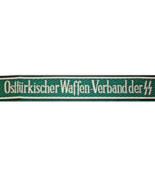 Osttukisher Waffen Verband SS Cuff title