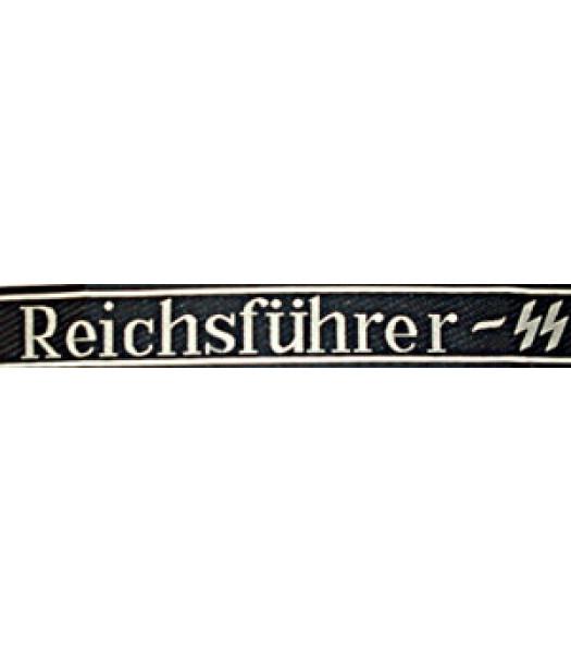 Reichsfuhrer SS Cuff title