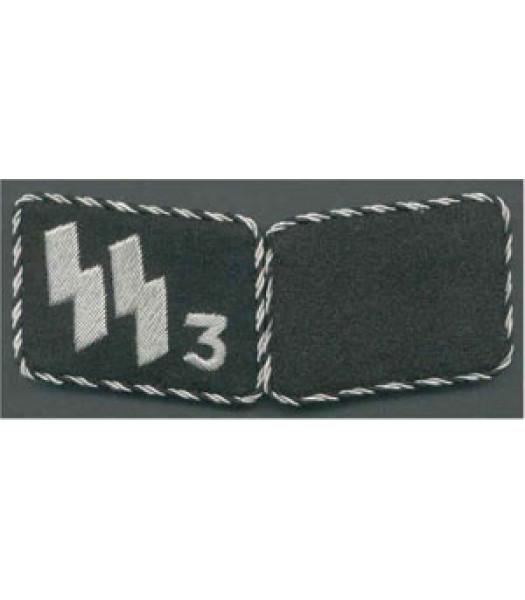 SS Der Fuhrer pre-war collar tabs