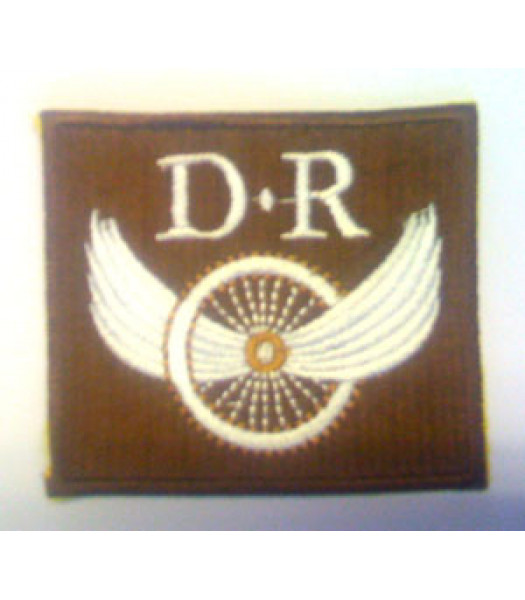 Dispatch Rider Trade Badge