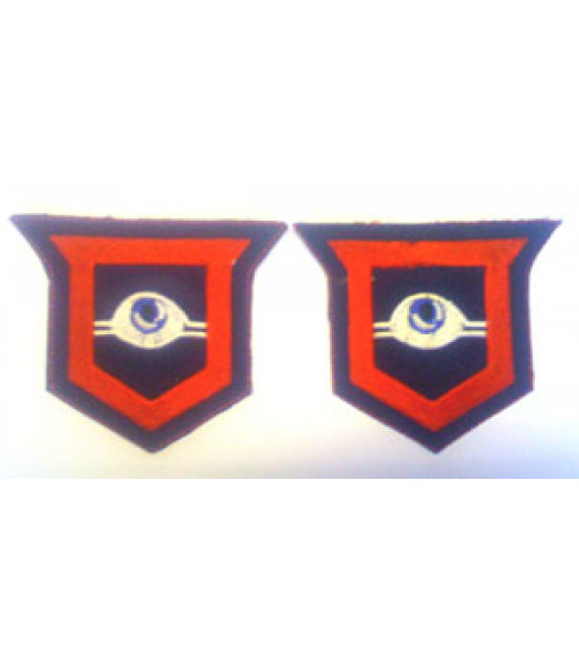 1st Armoured - British Army - 1 Pair