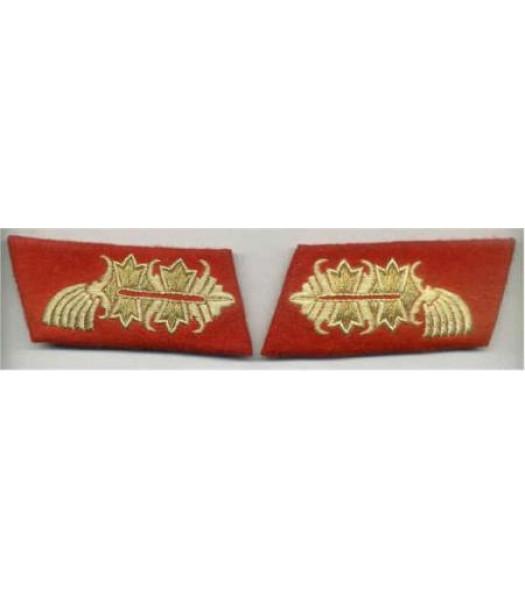 Heer Army General Collar Tabs