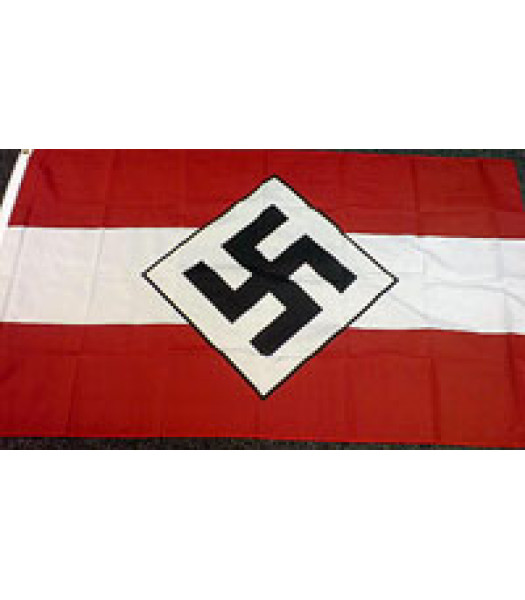 WW2 Hitler Youth Flag
