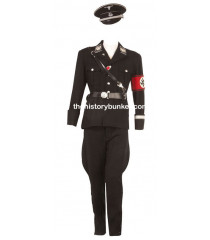 Heinrich Himmler Uniform