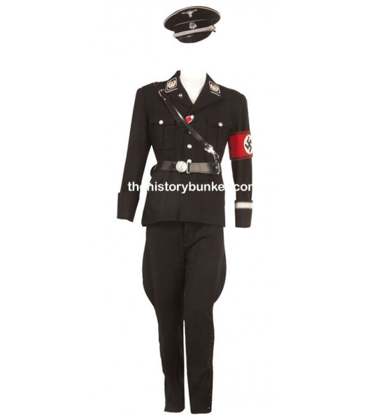 Heinrich Himmler Uniform