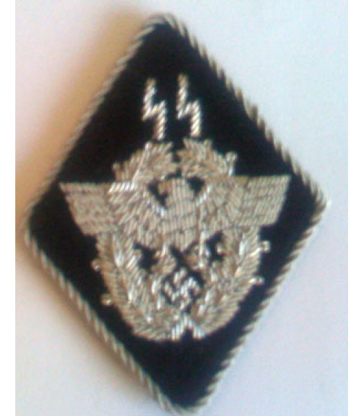 SS Police shield