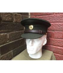 Irish Volunteers peaked visor cap