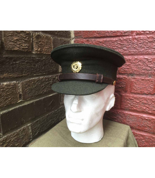 Irish Volunteers peaked visor cap