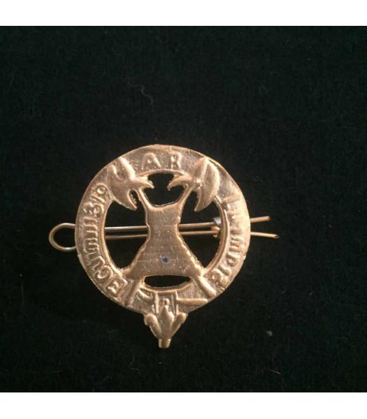 Irish Volunteers Limerick Brigade cap badge