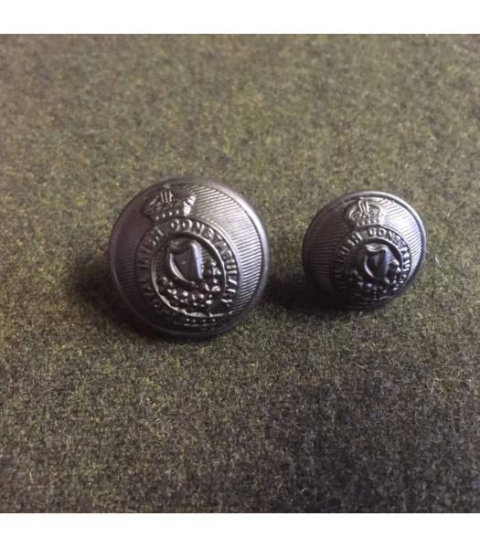 Royal Irish Constabulary RIC Button - small (pocket/shoulder)