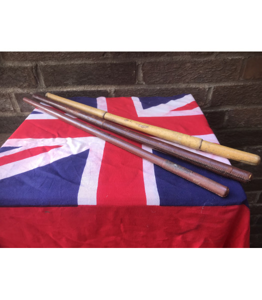 MILITARY PROP HIRE - British officer/NCO swagger sticks