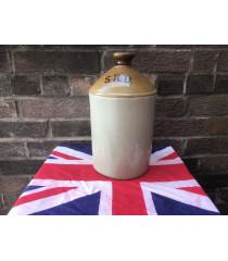 MILITARY PROP HIRE - WW2 British Army rum ration jar