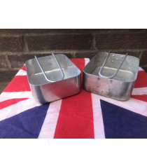 MILITARY PROP HIRE - WW2 British Army mess tins