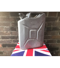 MILITARY PROP HIRE - WW2 British Army Jerry cans