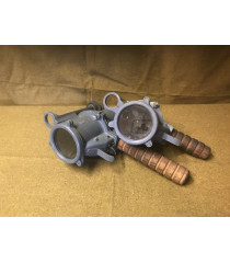 MILITARY PROP HIRE - WW2 British Signal lamps