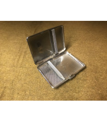 MILITARY PROP HIRE - WW2 British officer cigarette case