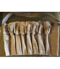 British Paratrooper Sten Magazine bandolier