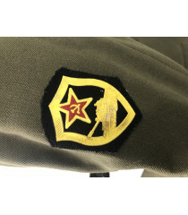 Soviet Russian Cold war uniform for hire - Armoured Division