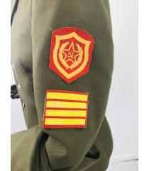 Soviet Russian Cold war uniform for hire - Cadet