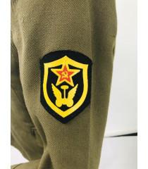 Soviet Russian Cold war uniform for hire - Motor Transport