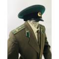Soviet Cold War Uniforms for hire