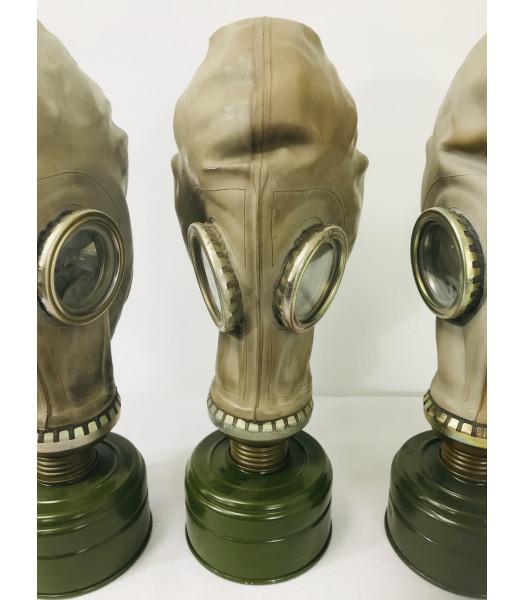 Soviet Russian equipment prop hire - gas mask