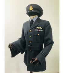 British RAF uniform FLIGHT LIEUTENANT rank FOR HIRE
