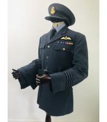 British RAF uniform WING COMMANDER rank for hire