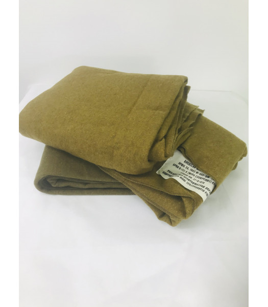 MILITARY PROP HIRE - Army blankets