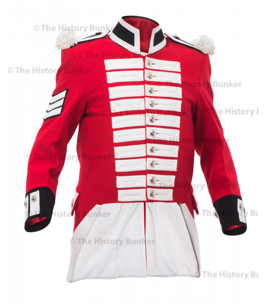 1812 British Infantry of the Line Napoleonic era jacket