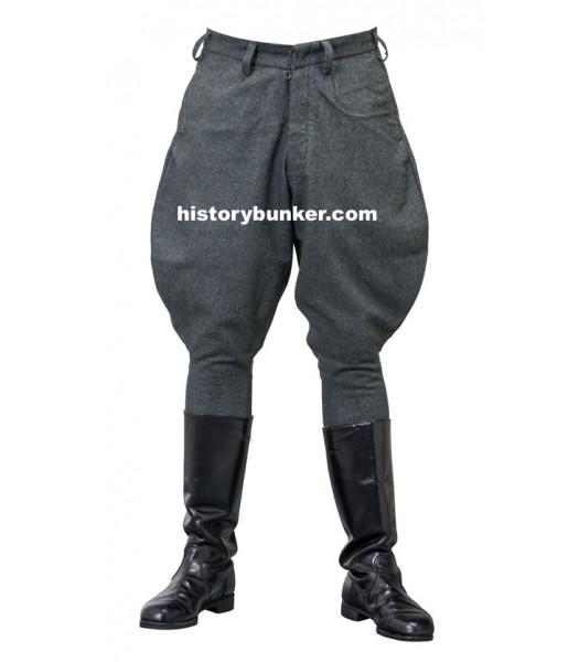WW2 Italian army grigio verde trousers culottes