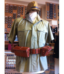 WW2 Imperial Japanese Army - Type99 front webbing pouch