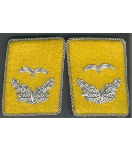 Luftwaffe Collar Tabs - Lieutenant