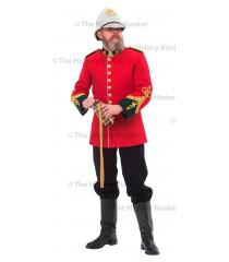 1879 British Anglo Zulu war officers uniform - Lt Gonville Bromhead