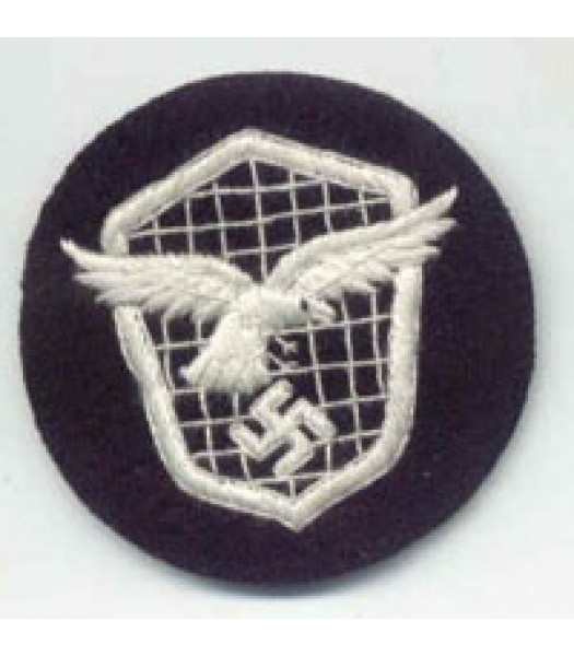 Luftwaffe Transport Driver (Kraftfahrer) Sleeve Badge
