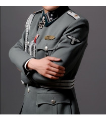 WW2 German M36 tricot tunic