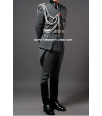 WW2 German M36 tricot uniform