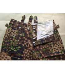 German M43 Waffen SS Pea/Dot Camouflage Trousers