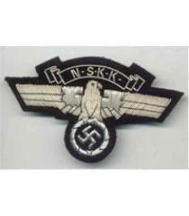 NSKK Eagle badge