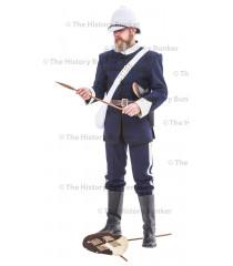 1879 Natal Carbineers officer uniform